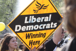 Lib Dems Winning Here!